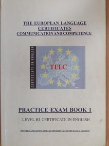 Michael G. Collins - The European Languages Certificates Certificate in English [antikvár]