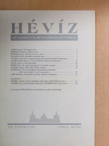 Alexander Gjurov - Hévíz 1999/4. [antikvár]