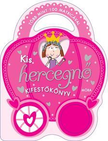 A kis hercegnő - kifestőkönyv