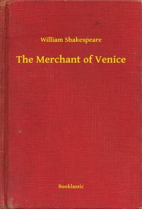William Shakespeare - The Merchant of Venice [eKönyv: epub, mobi]