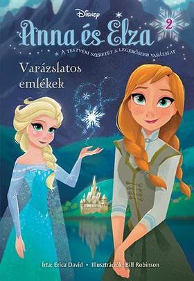 Disney - Jégvarázs - Anna és Elza 2: Varázslatos emlékek