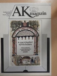 Bombay László - AK magazin 1991/1. [antikvár]
