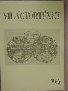 A. Gontar - Világtörténet '84/3. [antikvár]