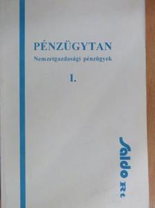 Balogh László - Pénzügytan I. [antikvár]