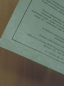 Dr. Allodiatoris Irma - Élővilág 1961/1. [antikvár]