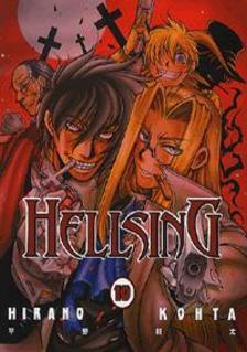 Hirano Kohta - Hellsing 10.