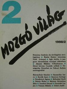Ágh Attila - Mozgó Világ 1998. február [antikvár]