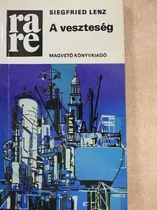 Siegfried Lenz - A veszteség [antikvár]