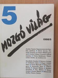 Almási Miklós - Mozgó Világ 1998. május [antikvár]