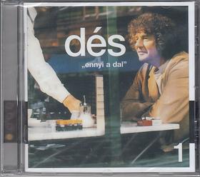 Dés László - ENNYI A DAL CD BEST OF DÉS BALLADÁK