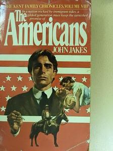 John Jakes - The Americans [antikvár]