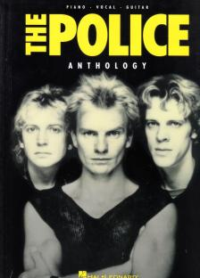 THE POLICE ANTOLOGY. PIANO / VOCAL / GUITAR