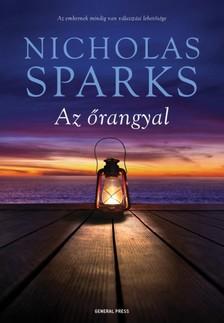 Nicholas Sparks - Az őrangyal [eKönyv: epub, mobi]