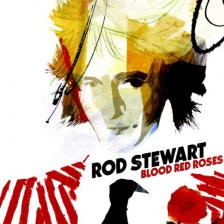 ROD STEWART - BLOOD RED ROSES CD ROD STEWART