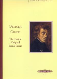 Chopin - THE EASIEST ORIGINAL PIANO PIECES