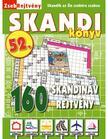 CSOSCH KIADÓ - ZsebRejtvény SKANDI Könyv 52.
