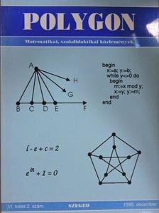 Csete Lajos - Polygon 1996. december [antikvár]