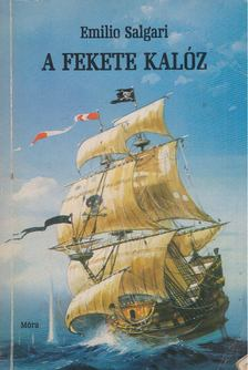 Emilio Salgari - A fekete kalóz [antikvár]