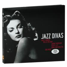 JAZZ DIVAS 2CD LONDON, HOLIDAY, VAUGHAN...