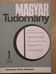 Ács Tibor - Magyar Tudomány 1983. (nem teljes évfolyam) [antikvár]