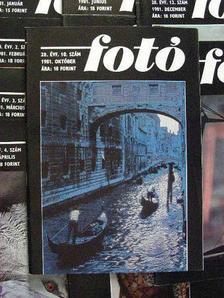 Botta Dénes - Fotó 1981. (nem teljes évfolyam) [antikvár]