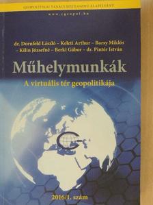 Barsy Miklós - Műhelymunkák 2016/1. [antikvár]