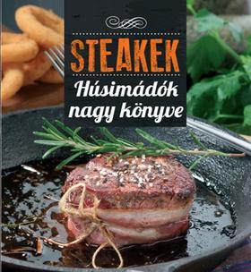 Steakek húsimádók nagy könyve