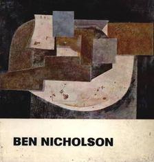 Sík Csaba - Ben Nicholson [antikvár]