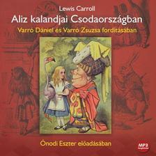 Lewis Carroll - Alíz kalandjai csodaországban - hangoskönyv