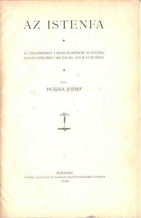 Huszka József - Az istenfa [antikvár]