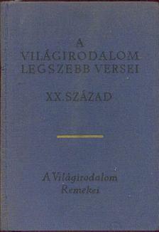 Lator László - A világirodalom legszebb versei [antikvár]