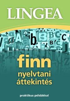 Finn nyelvtani áttekintés