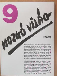 Almási Miklós - Mozgó Világ 2005. szeptember [antikvár]