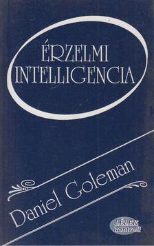 Daniel Goleman - Érzelmi intelligencia [antikvár]