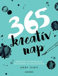 Lorna Scobie - 365 Kreatív nap