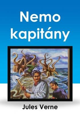 Jules Verne - Némó Kapitány [eKönyv: epub, mobi]