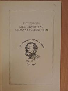 Berzsenyi Dániel - Széchenyi István a magyar költészetben [antikvár]