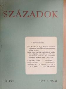 Enzo Santarelli - Századok 1977/6. [antikvár]