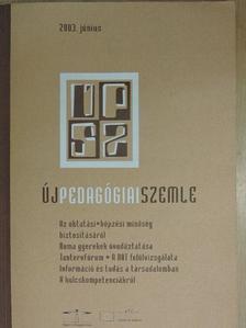 Babusik Ferenc - Új Pedagógiai Szemle 2003. június (dedikált példány) [antikvár]