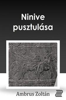 Ambrus Zoltán - Ninive pusztulása [eKönyv: epub, mobi]
