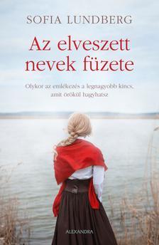 Sofia Lundberg - Az elveszett nevek füzete