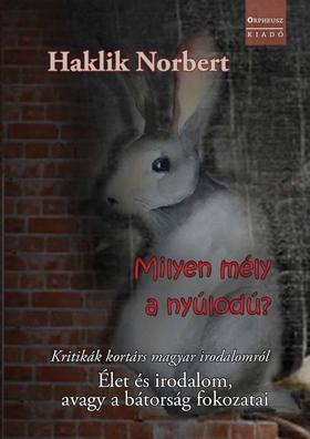 Haklik Norbert - Milyen mély a nyúlodú?