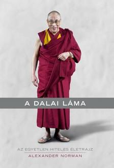 NORMAN, ALEXANDER - A dalai láma [eKönyv: epub, mobi]