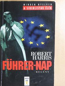 Robert Harris - Führer-nap [antikvár]