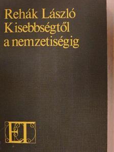 Jung Károly - Kisebbségtől a nemzetiségig [antikvár]