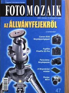 Batár Zsolt - Foto Mozaik 2002. március [antikvár]