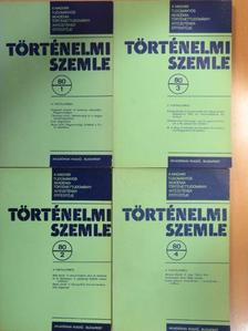 Gergely Jenő - Történelmi Szemle 1980/1-4. [antikvár]