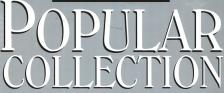 POPULAR COLLECTION 1 FOR SAXOPHONE TENOR + PIANO/KEYBOARD