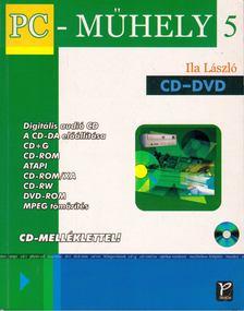 Ila László - CD - DVD [antikvár]