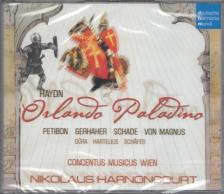Haydn - ORLANDO PALADINO 2CD+BONUS HARNONCOURT